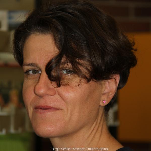 Birgit Schlick-Steiner I mikorbalpina